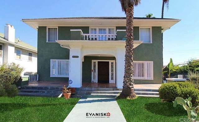 600 N Normandie Avenue, Los Angeles (City), CA 90004 (#SR21232405) :: Mark Nazzal Real Estate Group