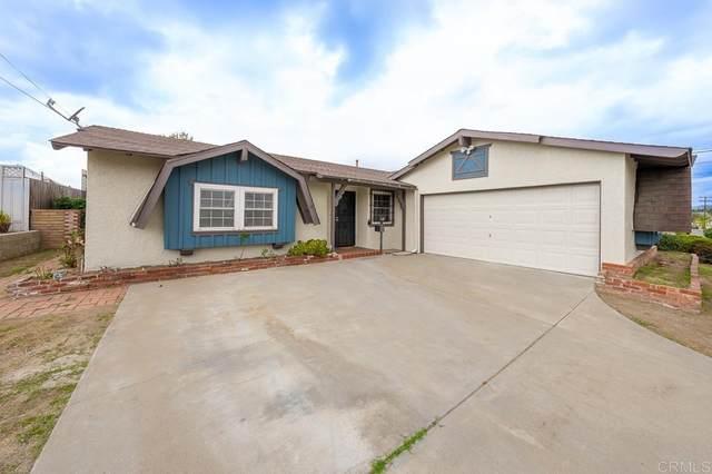 1644 La Corta Street, Lemon Grove, CA 91945 (#PTP2107342) :: Zutila, Inc.