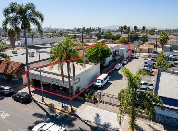 1865 Pacific Avenue, Long Beach, CA 90806 (#PW21232161) :: RE/MAX Empire Properties