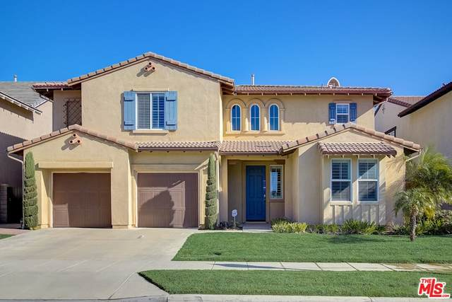 1107 Tyler Lane, Upland, CA 91784 (#21797374) :: The M&M Team Realty