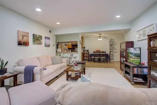 5460 White Oak Avenue G220, Encino, CA 91316 (#SR21231220) :: Zutila, Inc.