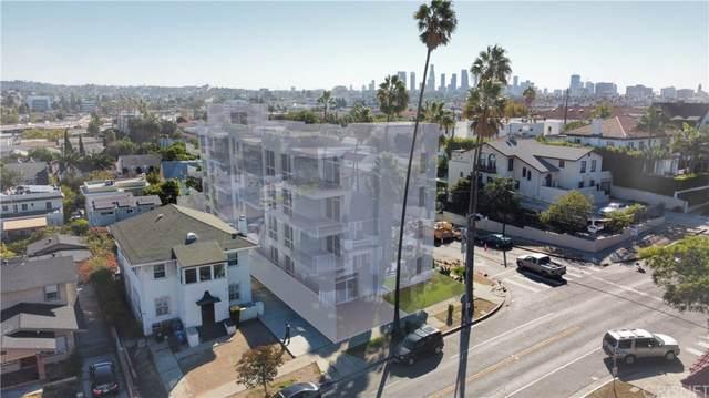 600 N Normandie Avenue, Los Angeles (City), CA 90004 (#SR21232464) :: Realty ONE Group Empire