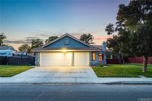 44331 37th Street W, Lancaster, CA 93536 (#SR21231693) :: Cesi Pagano & Associates