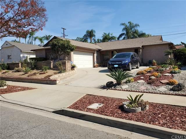 2312 Westmont Drive, Alhambra, CA 91803 (#CV21232472) :: The Laffins Real Estate Team