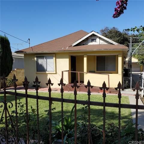 409 E Pearl Street, San Gabriel, CA 91776 (#SR21229983) :: Cochren Realty Team | KW the Lakes
