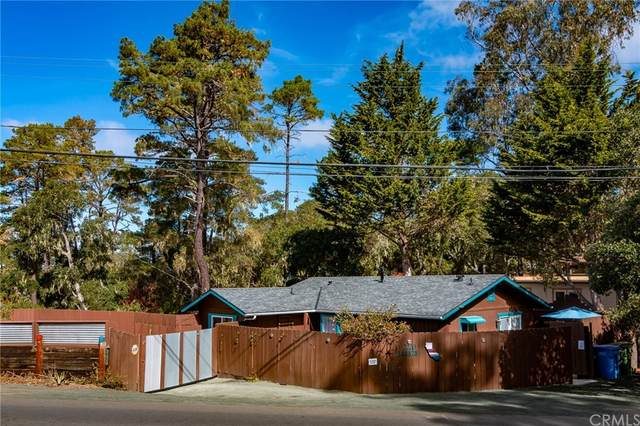 2220 Ardath Drive, Cambria, CA 93428 (#SC21232299) :: A|G Amaya Group Real Estate