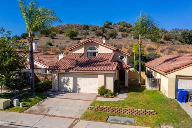 11670 Avenida Marcella, El Cajon, CA 92019 (#210029352) :: Blake Cory Home Selling Team