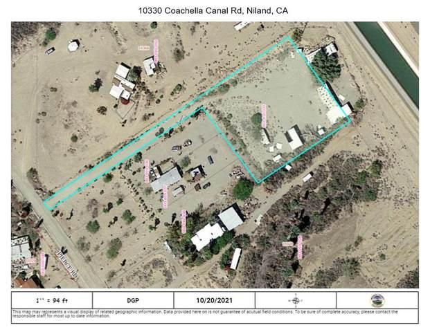 10330 Coachella Canal Road, Niland, CA 92257 (MLS #219069203DA) :: ERA CARLILE Realty Group