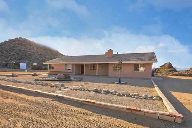 14574 Desert Star Road, Apple Valley, CA 92307 (#540216) :: Z REALTY