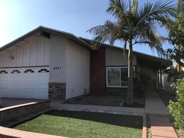 8843 Gold Coast Drive, San Diego, CA 92126 (#PTP2107350) :: Robyn Icenhower & Associates