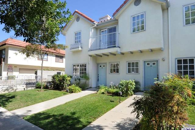 42 N Michigan Avenue #16, Pasadena, CA 91106 (#320008124) :: The M&M Team Realty