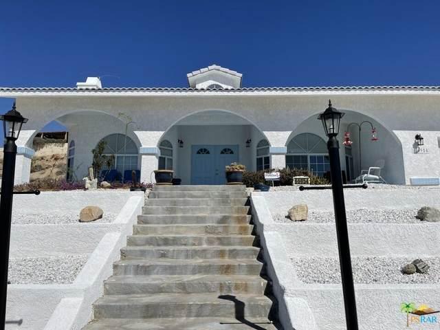 66954 Verbena Drive, Desert Hot Springs, CA 92240 (#21797310) :: Corcoran Global Living