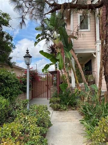 1509 S Atlantic Boulevard F, Alhambra, CA 91803 (#RS21232360) :: The Laffins Real Estate Team
