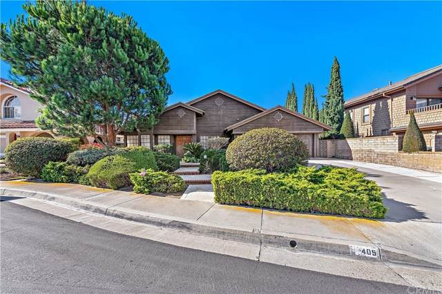 405 Calle Macho, San Clemente, CA 92673 (#OC21230744) :: Necol Realty Group