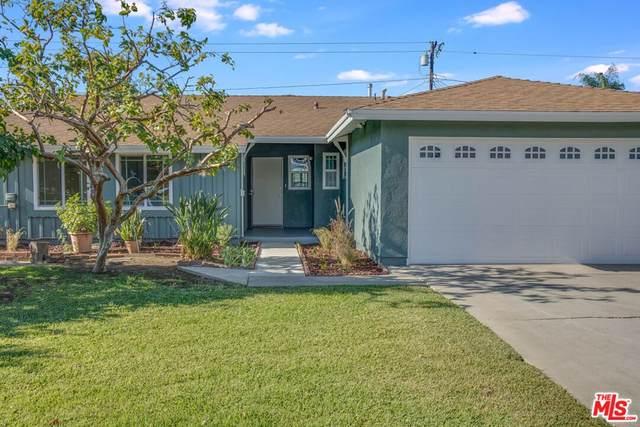 14236 Barrydale Street, La Puente, CA 91746 (#21797494) :: Mainstreet Realtors®