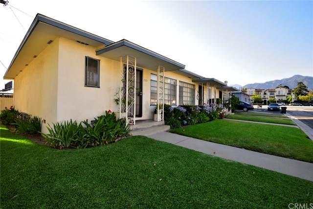 7271 7275 Jackson Place, San Gabriel, CA 91775 (#AR21232526) :: Cochren Realty Team | KW the Lakes