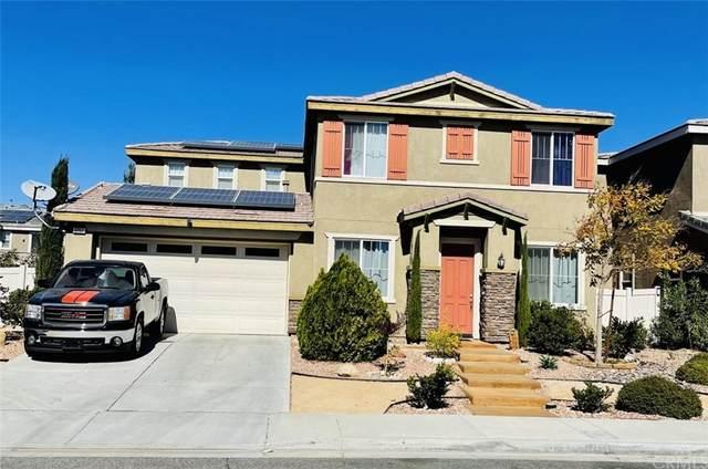 5757 Kingsbury Road, Palmdale, CA 93552 (#PW21232546) :: The M&M Team Realty