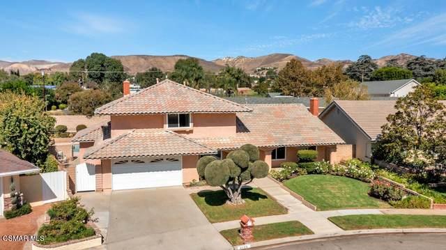 4135 Springfield Street, Simi Valley, CA 93063 (#221005651) :: RE/MAX Empire Properties