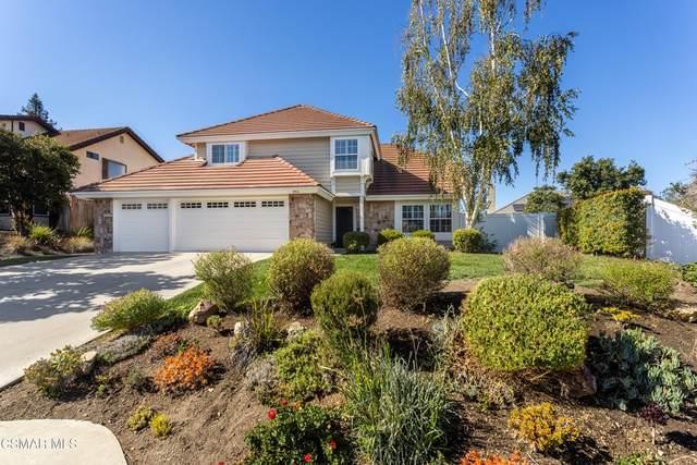 961 Saddlehorn Place, Newbury Park, CA 91320 (#221005647) :: RE/MAX Masters