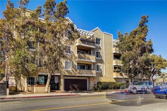 1629 Cherry Avenue #302, Long Beach, CA 90813 (#SB21231556) :: The Parsons Team