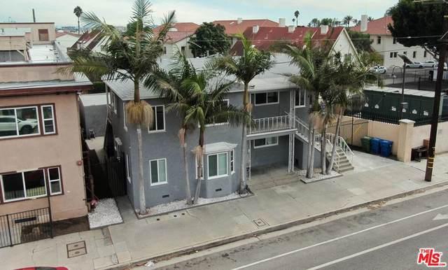 2316 S Pacific Avenue, San Pedro, CA 90731 (#21797506) :: Dave Shorter Real Estate