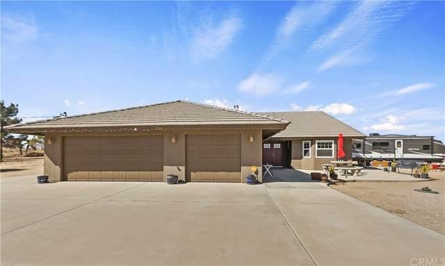 6738 Tamarisk Avenue, Oak Hills, CA 92344 (#CV21232454) :: RE/MAX Freedom