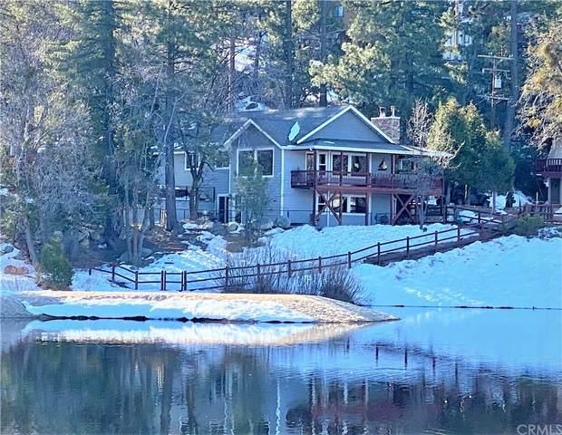 33300 Lake View Drive, Running Springs, CA 92382 (#EV21231889) :: Necol Realty Group