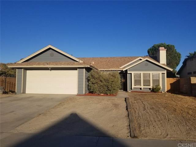 38116 Meadow Wood Street, Palmdale, CA 93552 (#SR21232217) :: The M&M Team Realty