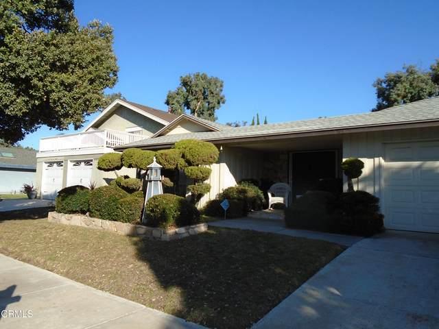 3701 Via Marina Avenue, Oxnard, CA 93035 (#V1-9030) :: The Miller Group
