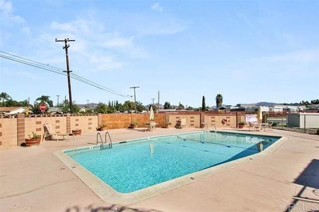 410 S First Street #91, El Cajon, CA 92019 (#PTP2107352) :: Cochren Realty Team   KW the Lakes