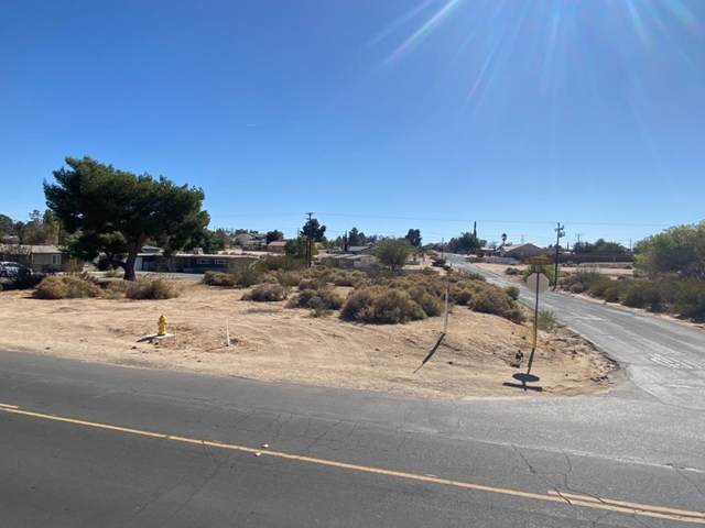 0 S S Outer Hwy 18 Highway, Apple Valley, CA 92307 (#540272) :: RE/MAX Freedom
