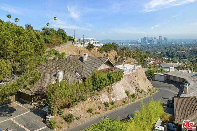 1326 Beverly Estates Drive, Beverly Hills, CA 90210 (#21795850) :: Compass