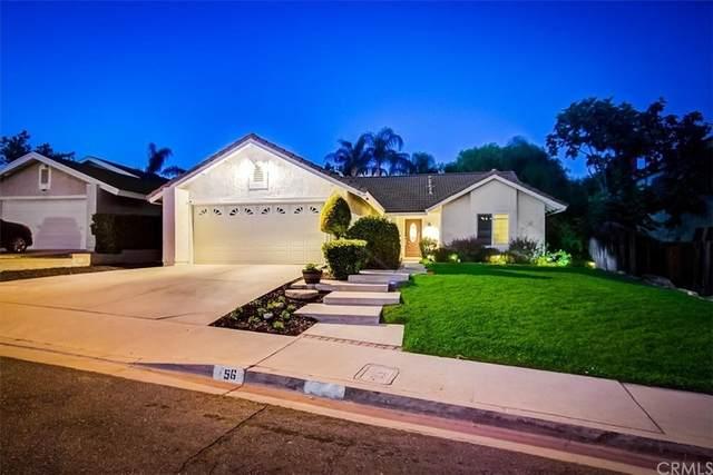 56 Rolling Hills Drive, Pomona, CA 91766 (#BB21232061) :: The Kohler Group