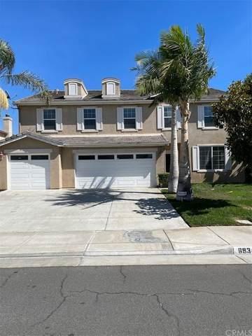 6934 Rapids Drive, Eastvale, CA 91752 (#IG21232598) :: Rogers Realty Group/Berkshire Hathaway HomeServices California Properties