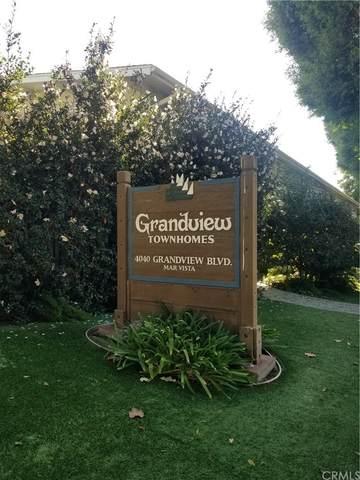 4040 Grand View Boulevard #35, Los Angeles (City), CA 90066 (#CV21232103) :: Mark Nazzal Real Estate Group