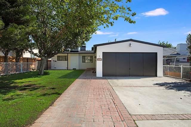 14412 Herron Street, Sylmar, CA 91342 (#SR21232219) :: Swack Real Estate Group | Keller Williams Realty Central Coast