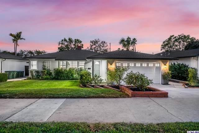3840 Mayfair Drive, Pasadena, CA 91107 (#320008132) :: The Parsons Team