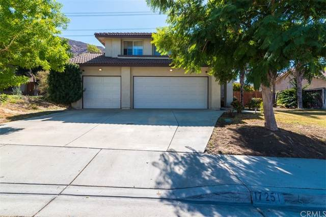 17251 Avenue Del Sol, Fontana, CA 92337 (#IV21231052) :: The M&M Team Realty