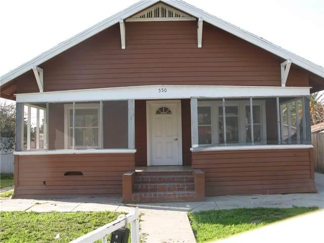 550 javascri E Nocta Street, Ontario, CA 91764 (#TR21232655) :: The Laffins Real Estate Team