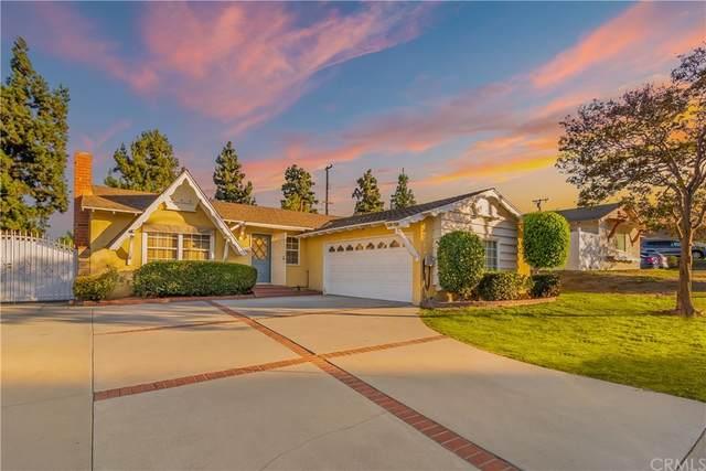 940 Beech Hill Avenue, Hacienda Heights, CA 91745 (#TR21232399) :: Compass