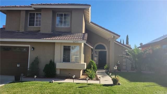 16553 Santiago Street, Victorville, CA 92395 (#IV21232676) :: The Miller Group