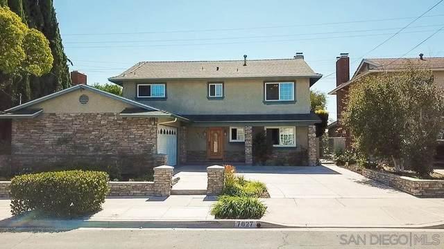 7827 Blue Lake Drive, San Diego, CA 92119 (#210029373) :: Latrice Deluna Homes