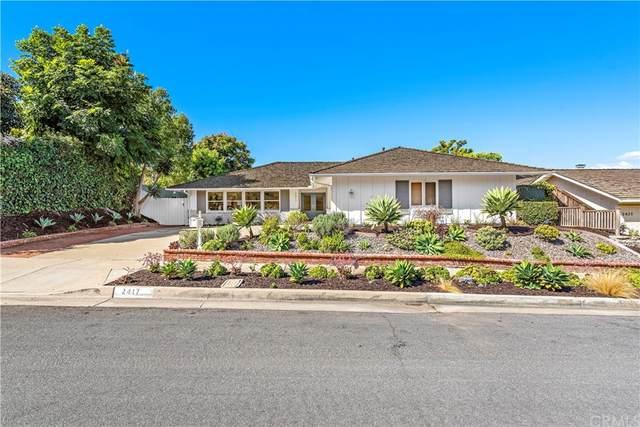 2417 Bamboo Street, Newport Beach, CA 92660 (#NP21232422) :: Necol Realty Group