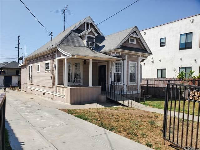 2514 Pennsylvania Avenue, Los Angeles (City), CA 90033 (#IV21232681) :: The Parsons Team