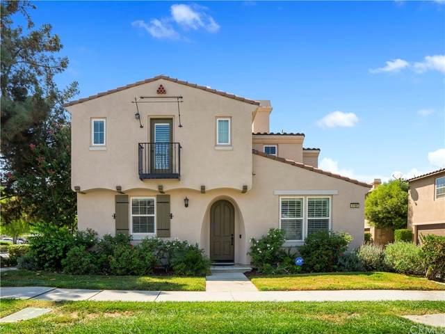 4188 Windspring Street, Corona, CA 92883 (#OC21220097) :: Cochren Realty Team   KW the Lakes