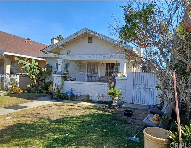 3476 2nd Avenue, Los Angeles (City), CA 90018 (#DW21232692) :: Wendy Rich-Soto and Associates