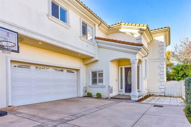 1819 B Speyer Lane, Redondo Beach, CA 90278 (#PW21231993) :: Compass