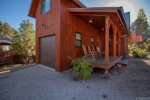 16412 Grizzly Drive, Pine Mountain Club, CA 93225 (#SR21232697) :: Cochren Realty Team | KW the Lakes
