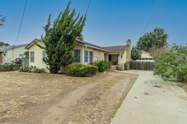 235 Reata Street, Salinas, CA 93906 (#ML81866904) :: Cochren Realty Team | KW the Lakes