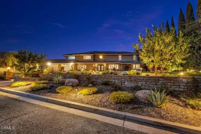 11385 Highridge Court, Santa Rosa, CA 93012 (#V1-9037) :: The Miller Group